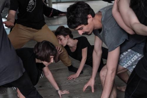 Workshop by Ayse Orhon and Christ8na Ciupke